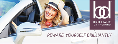 Brilliant Distinctions Loyalty Rewards